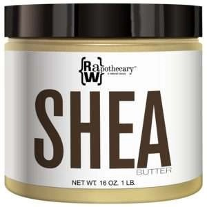 raw apothecary unrefined shea butter