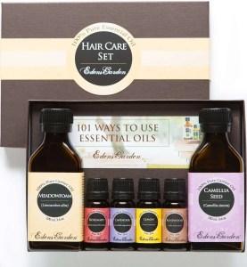 Eden's Garden Carrier & Essential Oils Gift Set