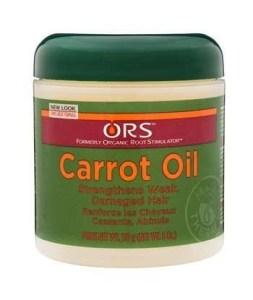 ors carrot oil cream