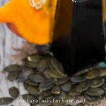 Pumpkin Seed Oil for Hair Growth & Stronger Follicles