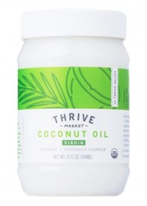Thrive Market Organic Coconut Oil