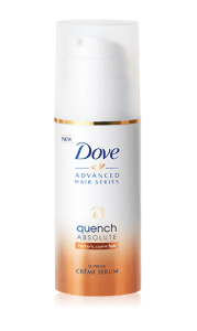 dove quench serum