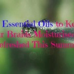 4 Essentials Oils to Keep Your Braids Moisturised  & Refreshed This Summer