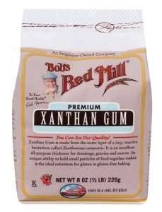 Bob's Red Mill Gum Xanthan for hair gel