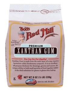 Bob's Red Mill Gum Xanthan for hair gel