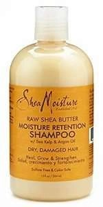 Shea Moisture - Raw Shea Butter Moisture Retention Shampoo