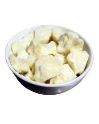 Unrefined tucuma butter