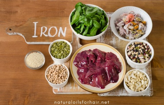 foods for hairloss recovery