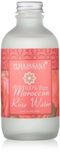 pure rose water for braid spray