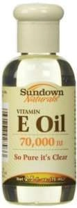 vitamin e oil eyebrow growth serum