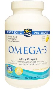 Nordic Naturals Omega-3 Formula