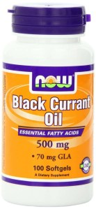 Now Foods Black Currant Oil