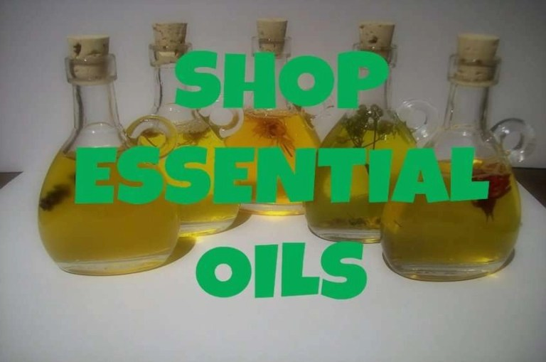 shop essential oils for hair