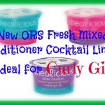 New ORS Fresh Mixed Conditioner Cocktail Line: Is It Ideal for Curly Girls?