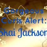 Gorgeous Curls Alert: Skai Jackson