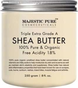 Majestic Pure Shea Butter