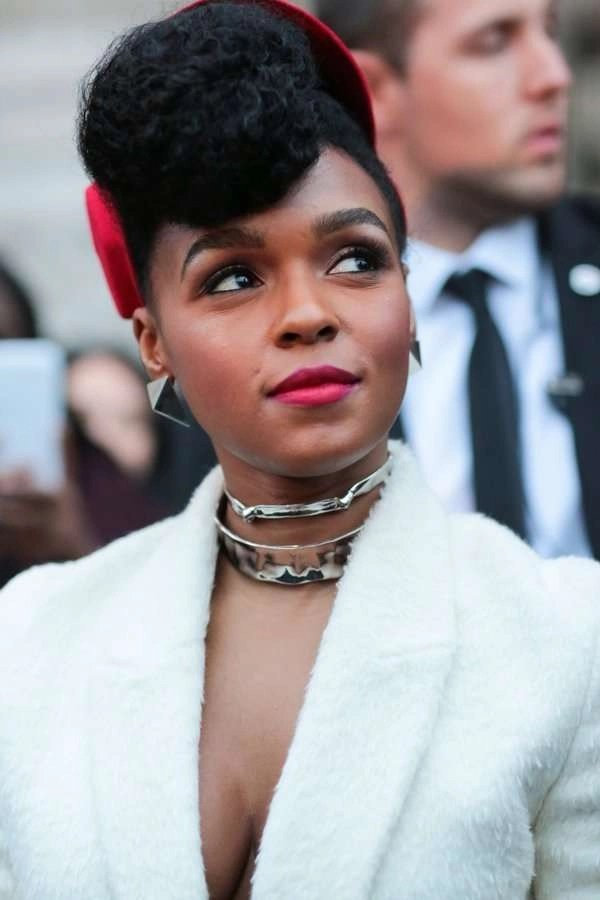 janelle monae hairstyle