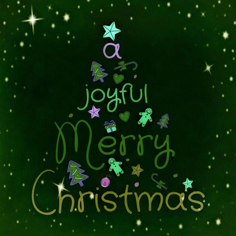 merry xmas and a happy natural new year