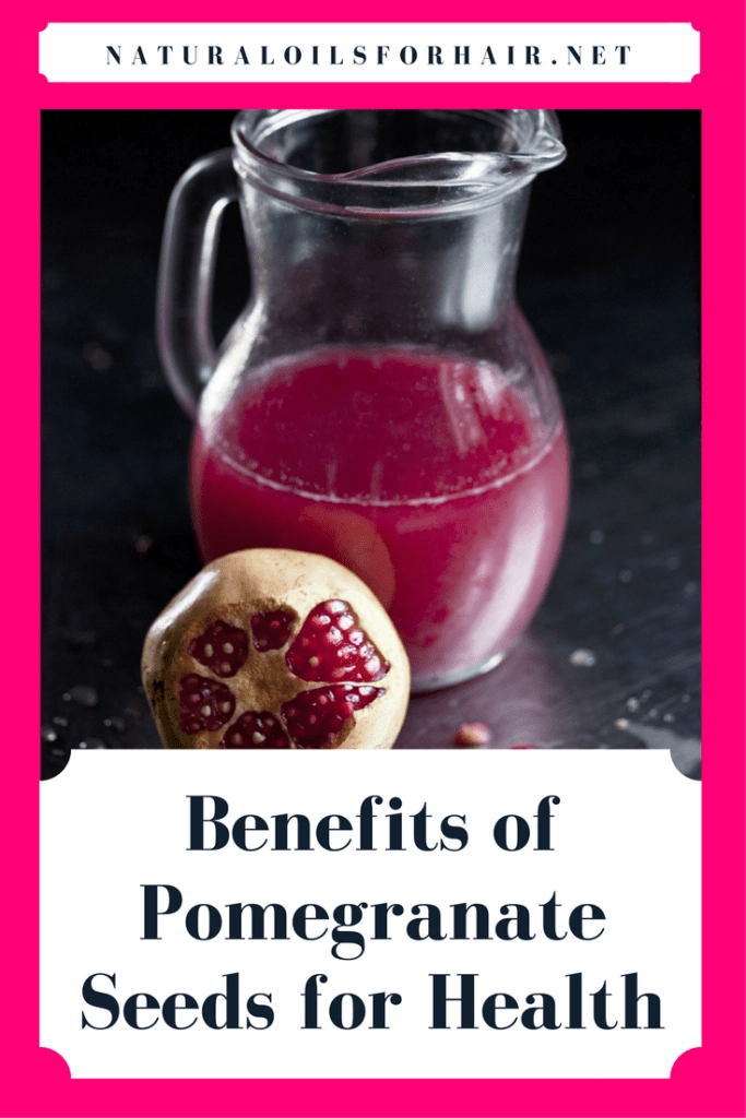 Benefits of Pomegranate Seeds for Health