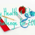 My Health & Fitness Challenge for 2016
