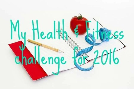 health and fitness challenge for 2016