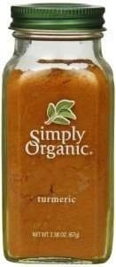 simply organic turmeric root powder