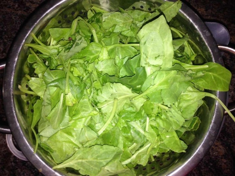 spinach-for-iron