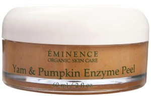 Eminence Yam and Pumpkin Enzyme Peel