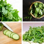 Healthy Recipe Challenge – Crunchy Green Salad with Lime Cilantro Dressing