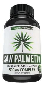 Zhou Nutrition Saw Palmetto Extract