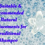 4 Suitable & Recommended Natural Replacements for Traditional Shampoo