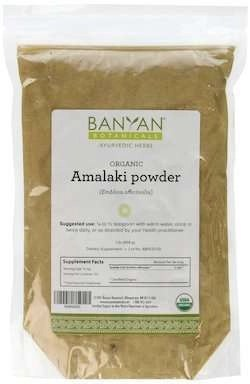 Banyan Botanicals Amla Powder