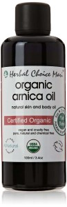 Herbal Choice Mari Organic Arnica Oil