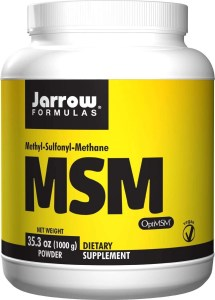 Jarrow Formulas MSM Powder
