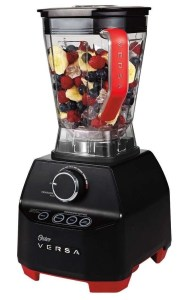 Oster VERSA BLSTVB-RV0-000 1400-watt Professional Performance Blender with Jar and Cookbooks