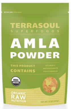 terrasoul amla powder