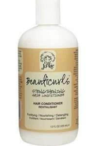 Curl Junkie Beauticurls Strengthening Hair Conditioner