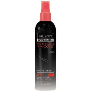 tresemme perfectly undome styling spray