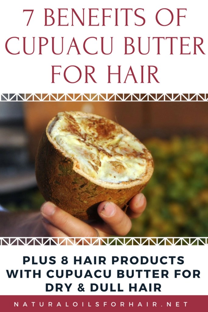The Benefits of Cupuacu Butter for Hair | Natural Oils for ...