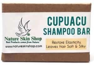 cupuacu organic shampoo bar