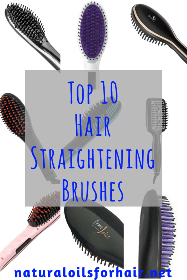 best-hair-straightening-brushes-for-culry-hair