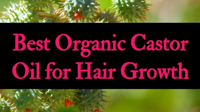 Best Organic Castor Oil for Hair Growth