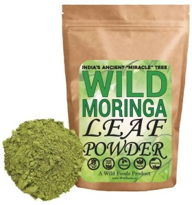 Wild Foods Moringa Leaf Powder