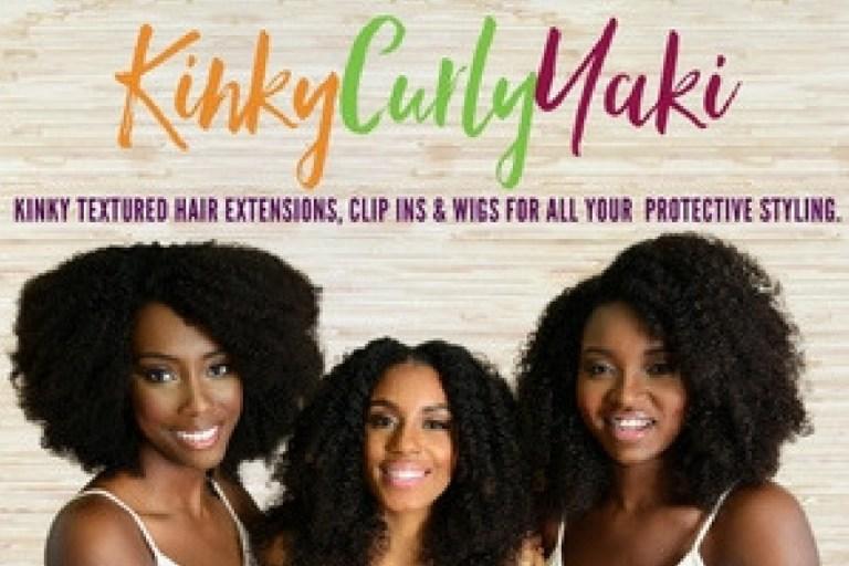 Kinky Curly Yaki