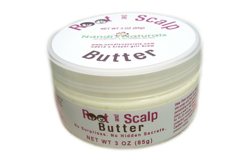Nandis Naturals Root and Scalp Butter