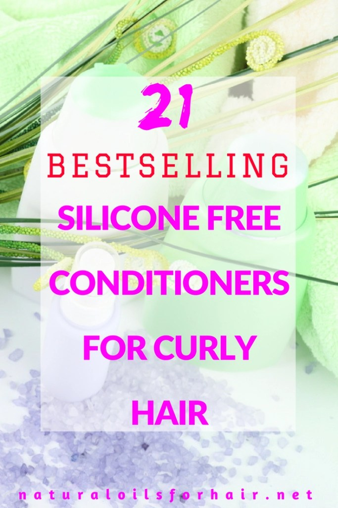 21 best selling silicone free conditioners for curly hair