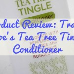 Product Review: Trader Joe's Tea Tree Tingle Conditioner