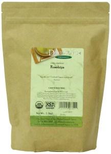 Davidson's Tea Organic Rosehips