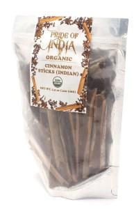 Pride of India Cinnamon Bark