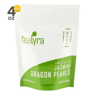 Tealyra Jasmine Green Tea